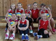 MINI MAX volejbal – dievčatá