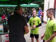 Turnaj opohár starostu Lovinobane